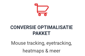 Conversie Optimalisatie pakket